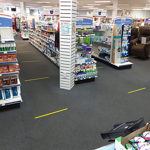 Bay Share pharmacy tape - Atlantic Highlands NJ