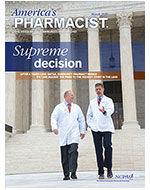 America's Pharmacist cover